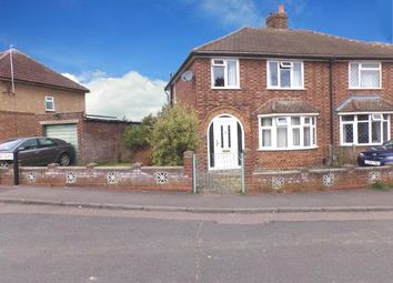 Thumbnail 3 bed semi-detached house for sale in The Glen, Kempston, Bedford, Bedfordshire