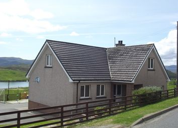 Thumbnail 6 bed detached house for sale in Balallan, Isle Of Lewis