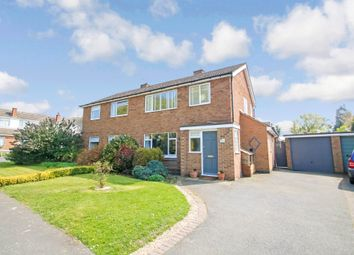 Thumbnail 3 bed semi-detached house for sale in Heath Road, Market Bosworth, Nuneaton
