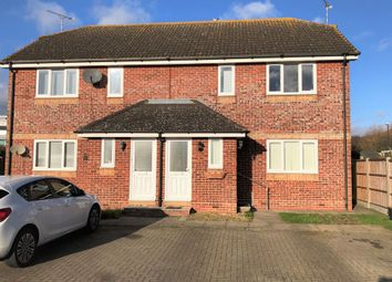 Thumbnail 2 bed flat to rent in North Road, Takeley, Bishop's Stortford