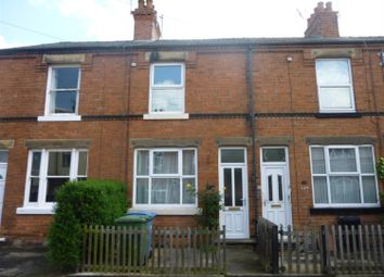 Thumbnail 2 bed terraced house to rent in Nelson Street, Retford