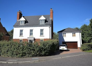Thumbnail 5 bed detached house for sale in Perry Road, Flitch Green, Dunmow