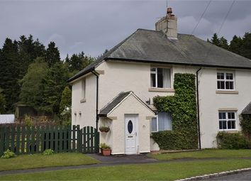 Thumbnail 2 bed semi-detached house for sale in Castle Drive, Kielder