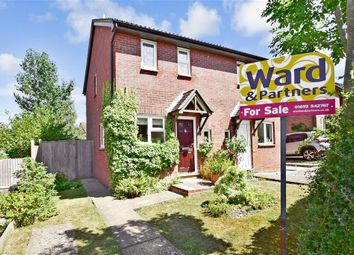 Thumbnail 2 bed semi-detached house for sale in Hawthorn Walk, Tunbridge Wells, Kent