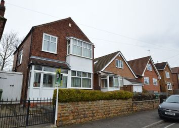 Thumbnail 3 bed detached house for sale in Ingram Road, Bulwell, Nottingham