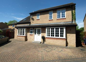 Thumbnail 5 bed detached house for sale in Isis Avenue, Bicester