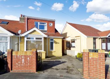 Thumbnail 3 bed semi-detached bungalow for sale in Northcroft Road, Gosport