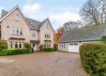Thumbnail 6 bed detached house for sale in The Limes, South Milford, Leeds, North Yorkshire