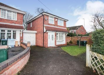 3 bed detached house for sale in Elmhurst Road, Coventry, West Midlands CV6