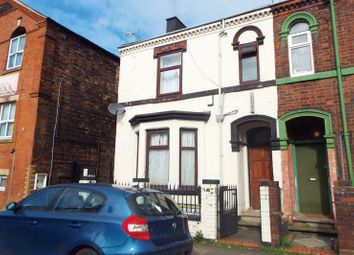 Thumbnail 6 bed terraced house to rent in Ashford Street, Stoke-On-Trent
