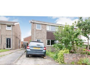 Thumbnail 3 bed semi-detached house for sale in Chalcroft Close, Heckmondwike