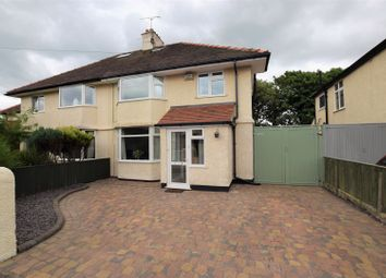 Thumbnail 3 bed semi-detached house for sale in Ashford Road, Meols