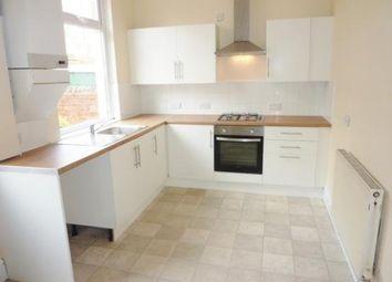 Thumbnail 3 bed terraced house to rent in Rossall Street, Ashton-On-Ribble, Preston