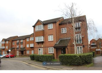 Thumbnail 1 bed flat to rent in Knowles Close, West Drayton
