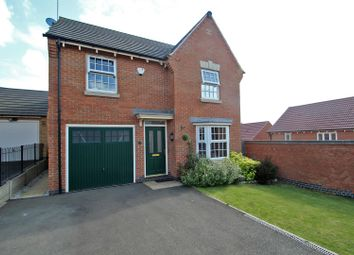 Thumbnail 3 bed detached house for sale in Ashington Drive, Arnold, Nottingham