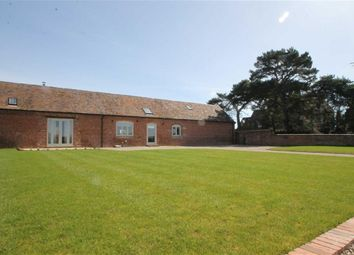Thumbnail 3 bed barn conversion for sale in Albrightlee Hall Barns, Albrightlee, Shrewsbury
