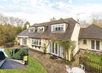 4 bed detached house for sale in Cockfosters Road, Hadley Wood, Hertfordshire EN4