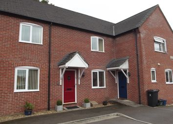 Thumbnail 3 bed terraced house to rent in Millwey Court, Axminster, Devon