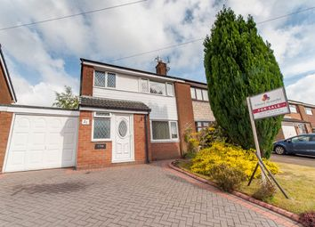 Thumbnail 3 bed semi-detached house for sale in Sunbury Close, Dukinfield