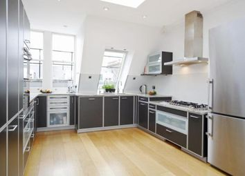 Thumbnail 3 bed terraced house to rent in Church Garth, Pemberton Gardens, London