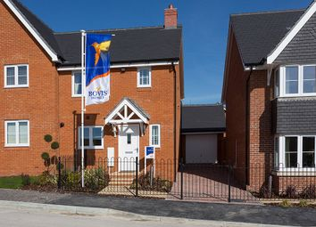 """Thumbnail 3 bed semi-detached house for sale in """"The Southwold"""" at Pritchard Way, Amesbury, Salisbury"""