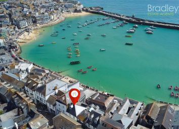 Thumbnail 3 bed flat for sale in Fore Street, St Ives, Cornwall