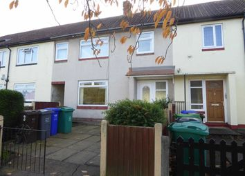 Thumbnail 3 bed terraced house for sale in Floatshall Road, Wythenshawe, Manchester