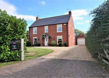 Thumbnail 5 bed detached house for sale in Ludborough Road, North Thoresby