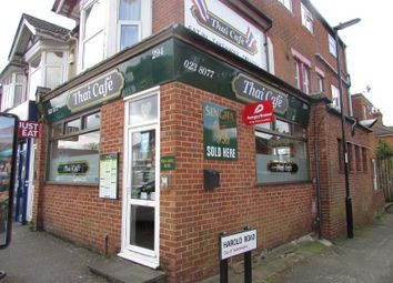 Thumbnail Restaurant/cafe for sale in 294 Shirley Road, Southampton