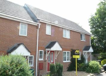 Thumbnail 2 bed terraced house to rent in Moneyer Road, Andover