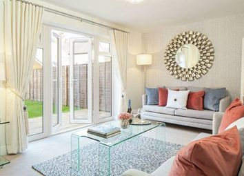 "Thumbnail 4 bedroom terraced house for sale in ""The Kenton"" at Roundstone Lane, Angmering, Littlehampton"