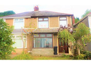 Thumbnail 3 bed semi-detached house for sale in Dynevor Road, Skewen