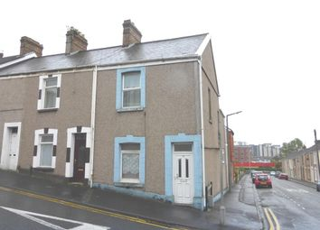 Thumbnail 3 bed end terrace house for sale in Delhi Street, St. Thomas, Swansea
