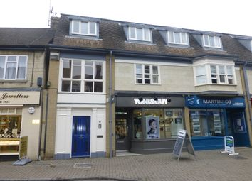 Thumbnail 1 bed flat to rent in Cricklade Street, Cirencester