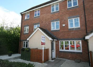 Thumbnail 3 bedroom town house to rent in Oberon Grove, Wednesbury