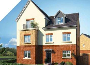 Thumbnail 3 bedroom detached house for sale in Gibfield Park Avenue, Atherton, Manchester