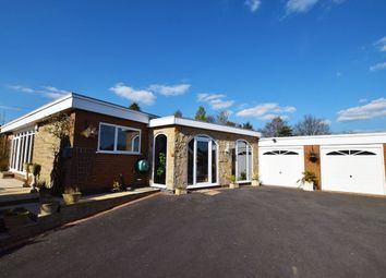 Thumbnail 3 bed detached bungalow to rent in Bullhurst Lane, Weston Underwood, Derbyshire
