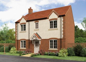 "Thumbnail 4 bedroom detached house for sale in ""Buchan"" at Gorsey Lane, Wythall, Birmingham"