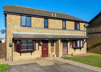 Alexander Close, Sandwich, Kent CT13. 3 bed semi-detached house for sale