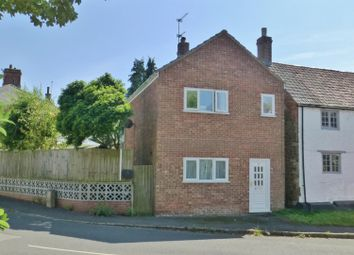 Thumbnail 2 bed detached house to rent in Ashwell Road, Whissendine, Oakham