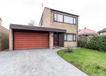 Thumbnail 3 bed detached house for sale in Lanercost Park, Cramlington