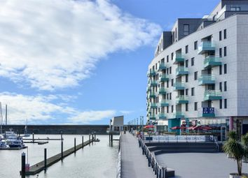Thumbnail 3 bed flat for sale in The Boardwalk, Brighton Marina Village, Brighton