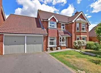 Thumbnail 4 bed detached house for sale in Muscovy Road, Kennington, Ashford, Kent