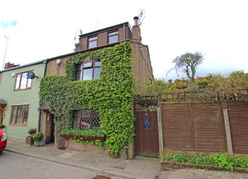 Thumbnail 3 bed end terrace house for sale in Bull Hill Cottages, Darwen