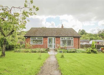 Thumbnail 3 bed detached bungalow for sale in Crosse Hall Lane, Chorley, Lancashire