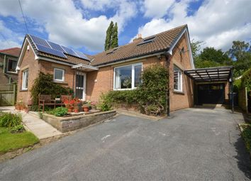 Thumbnail 5 bed detached bungalow for sale in Woodsome Drive, Fenay Bridge, Huddersfield