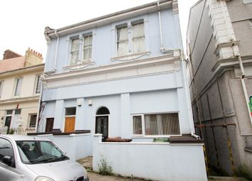 Thumbnail 3 bedroom flat for sale in Alexandra Road, Ford, Plymouth