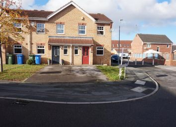 Thumbnail 3 bedroom town house for sale in Sapphire Street, Mansfield