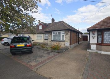Thumbnail 2 bed bungalow for sale in Thorndon Avenue, West Horndon, Essex