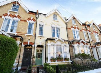 Thumbnail 5 bed terraced house for sale in Broomwood Road, London